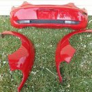 06-10 VOLKSWAGEN BEETLE REAR HATCH BUMPER AND FENDERS