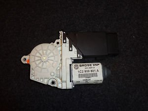 06-10 VW Beetle Passenger Power Window Motor HATCHBACK