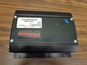 06-10 Pontiac G6 Sedan Monsoon Stereo Radio Amplifier Amp 15833070
