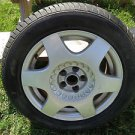 "98 VW BEETLE 16"" WHEEL AND TIRE 99 00 01 02 03 04"