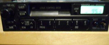 1993-1995 toyota corolla 4runner pickup receiver assy, radio