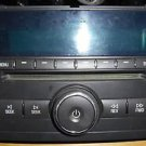 Pontiac G5 & Chevy Cobalt 2007-2008 AM FM CD Aux Input Radio - GM Part 22714657
