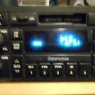 Delco Electronics AM/FM/Cassette Radio 16236453