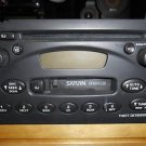Saturn SC 1 AM-FM Cassette CD Player 21024009 Ion Vue SL