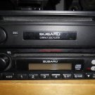 SUBARU Impreza Outback Forester Legacy CD Player Radio P125 86201AE28A 97 98 99