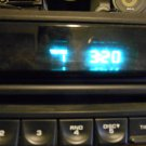 2002 - 2005 Chrysler Dodge Jeep Radio and CD Player P/N P05091556AH