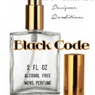 Armani Black Code Type Mens Perfume