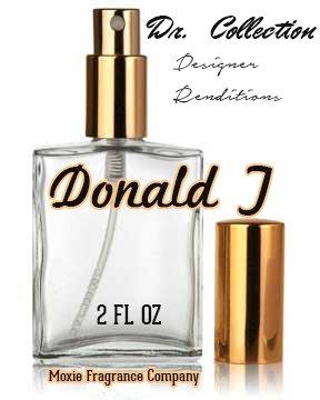 DONALD T Type Eau De Parfum