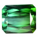 2.86 Ct. Gorgeous Color Greenish Blue Tourmaline Loose Gemstone With GLC Certify