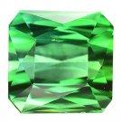 3.16 Ct. Top Neon Bluish Green Natural Tourmaline Loose Gemstone With GLC Certify