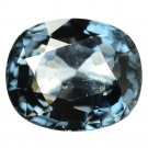 2.02 Ct. Deep Blue Natural Namya Spinel Loose Gemstone With GLC Certify
