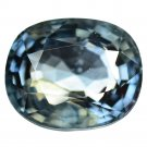 2.21 Ct. Deep Blue Natural Namya Spinel Loose Gemstone With GLC Certify