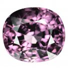 4.28 Ct. Vivid Pink Natural Namya Spinel Loose Gemstone With GLC Certify