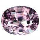 5.25 Ct. Rare Size Bright Pink Natural Namya Spinel Loose Gemstone With GLC Certify
