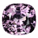 5.02 Ct. Lustrous Hiend Intense Lavender Spinel Loose Gemstone With GLC Certify