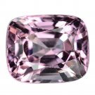 2.96 Ct. Superior Intense Pink Tanzania Spinel Unheated Loose Gemstone With GLC Certify