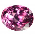 2.1 Ct. Oval Intense Pink Natural Tanzania Spinel Loose Gemstone With GLC Certify