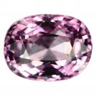 3.28 Ct. Natural Aaa Intense Pink Spinel Loose Gemstone With GLC Certify
