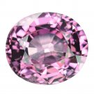 4.37 Ct. Superior Intense Pink Spinel Unheated Loose Gemstone With GLC Certify