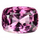 3.07 Ct. Unheated Superior Intense Pink Spinel Loose Gemstone With GLC Certify