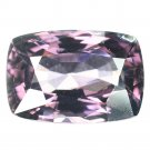 4.23 Ct. Flawless Cushion Purple Pink Natural Spinel Loose Gemstone With GLC Certify