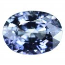 4.06 Ct. Aigs Certify Unheated Cornflower Blue Sapphire Loose Gemstone