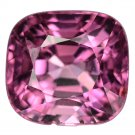 3.02 Ct. Superior Intense Pink Spinel Unheated Loose Gemstone With GLC Certify