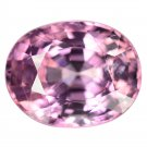 2.87 Ct. Natural Intense Pink Spinel Loose Gemstone With GLC Certify