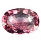 5.07 Ct Stunning Pink Tourmaline Top Luster Natural Loose Gemstone With GLC Certify