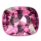 2.06 Ct. Natural Intense Pink Spinel Loose Gemstone With GLC Certify