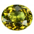 2.57 Ct. Big Piece Natural Namibia Demantoid Garnet Loose Gemstone With GLC Certify