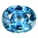 1.02 Ct. Unheated Top Royal Blue Sapphire Loose Gemstone With GLC Certify