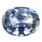 3.34 Ct. Beautiful Oval Shape Unheated Oval Sapphire Loose Gemstone With GLC Certify