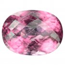 10.12 Ct. Huge Amazing Natural Hot Pink Tourmaline Loose Gemstone With GLC Certify