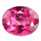 3.61 Ct. Nice Top Hot Pinkish Red Natural Rubellite Tourmaline Loose Gemstone With GLC Certify