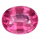 6.36 Ct. Lustrous Pinkish Red Rubellite Tourmaline Loose Gemstone With GLC Certify