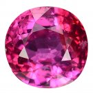 1.17 Ct. Ultra Magnificent Color Unheated Ruby Loose Gemstone With GLC Certify