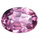 1.26 Ct. Vvs Unheated Purple Pink Tanzania Sapphire Loose Gemstone With GLC Certify