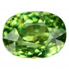 1.03ct. Massive Natural Namibia Demantoid Garnet Loose Gemstone With GLC Certify
