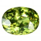 1.08 Ct. Rare Wonderful Luster Demantoid Garnet Loose Gemstone With GLC Certify