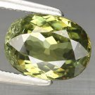 1.99 Ct. Superb Luster Natural Russian Demantoid Garnet Loose Gemstone With GLC Certify