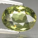 1.9 Ct. Rare Top Green Natural Demantoid Garnet Loose Gemstone With GLC Certify