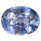 8.42 Ct. Unheated Natural Blue Tanzania Sapphire Loose Gemstone With GLC Certify