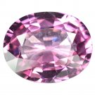 3.08 Ct. Natural Intense Pink Tanzania Spinel Gems Loose Gemstone With GLC Certify