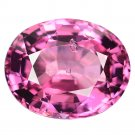 3.26 Ct. Natural Intense Pink Tanzania Spinel Gems Loose Gemstone With GLC Certify