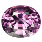 3.58 Ct. Natural Intense Pink Tanzania Spinel Gems Loose Gemstone With GLC Certify
