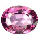 3 Ct. Lustrous Hiend Intense Pink Natural Spinel Loose Gemstone With GLC Certify