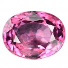 3.16 Ct. Lustrous Hiend Intense Pink Natural Spinel Loose Gemstone With GLC Certify