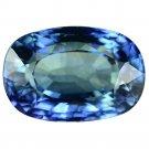 5.98 Ct. Fantastic D Block Aaaa Natural Tanzanite Loose Gemstone With GLC Certify