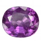 1.98 Ct Electric Intense Pink Natural Sapphire Loose Gemstone With GLC Certify